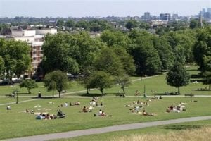 Hampstead Heath - Moving To North London