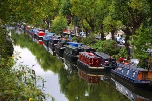 Little Venice - North London