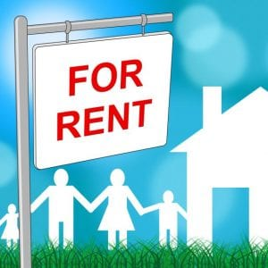 renting out a property